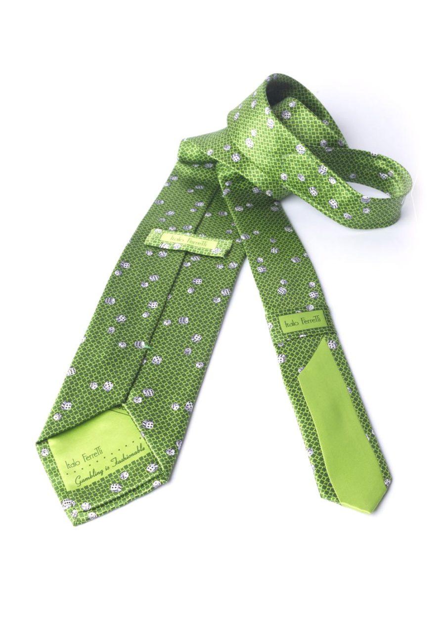 CRAPS GREEN TIE