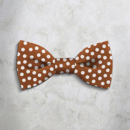 Polka dot Bow tie 412020-6