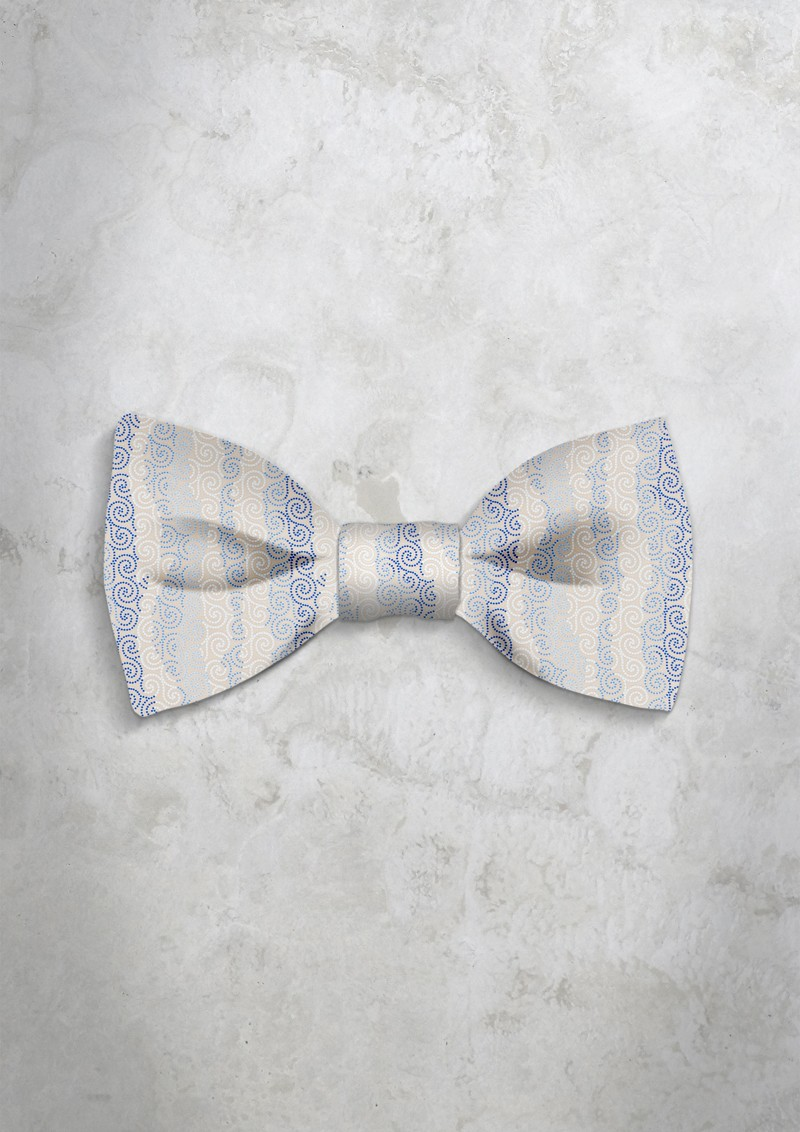 Pattern Bow tie 409061-2