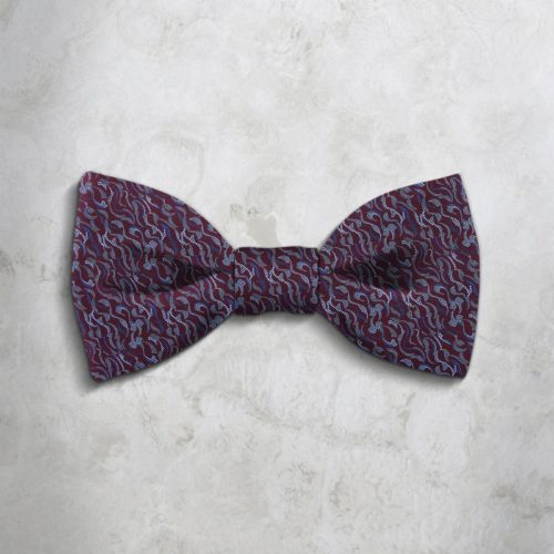 Pattern Bow tie 409117-8