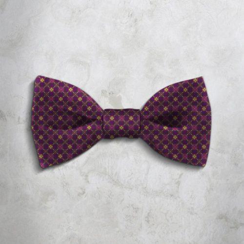 Pattern Bow tie 409118-2