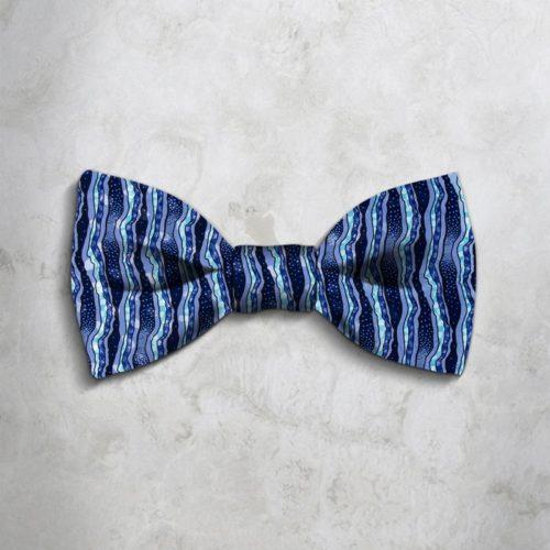 Pattern Bow tie 409141-4