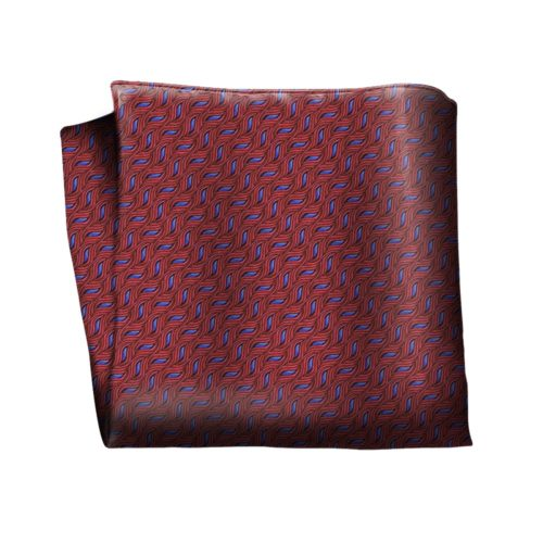 Sartorial silk pocket square 418006-05