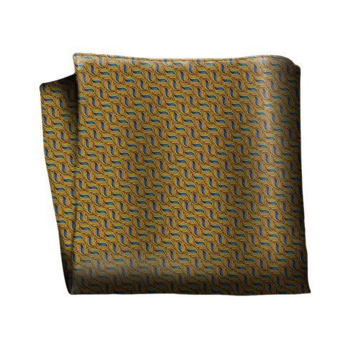 Sartorial silk pocket square 418007-01