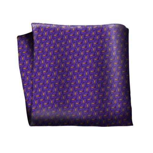 Sartorial silk pocket square 418007-02