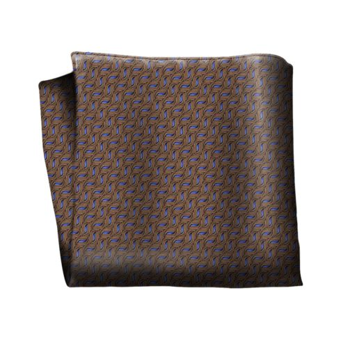 Sartorial silk pocket square 418007-04