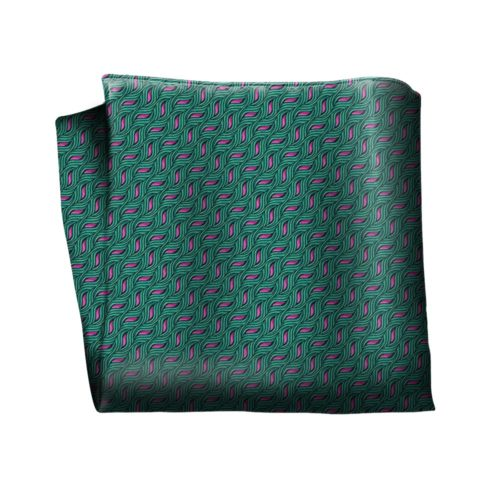 Sartorial silk pocket square 418007-05