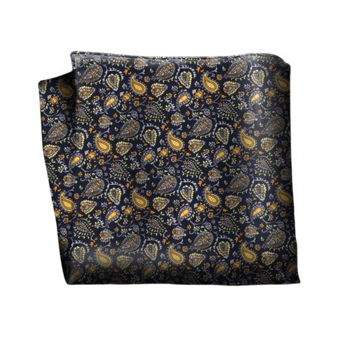 Sartorial silk pocket square 418008-01