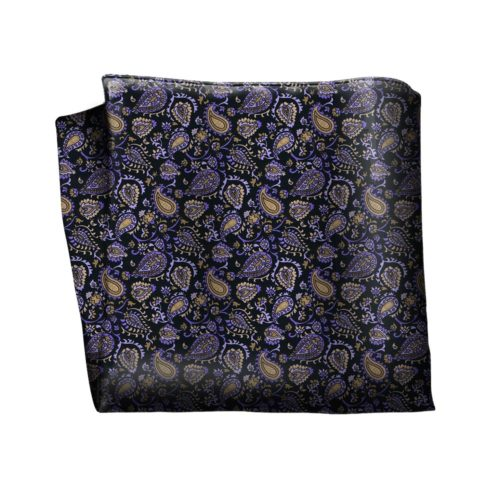 Sartorial silk pocket square 418008-04