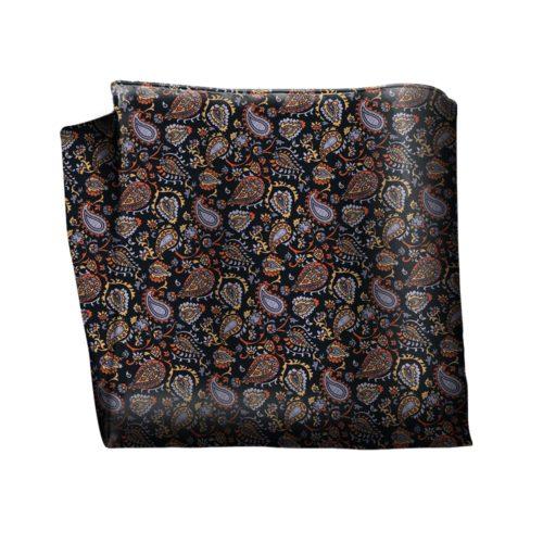 Sartorial silk pocket square 418008-05