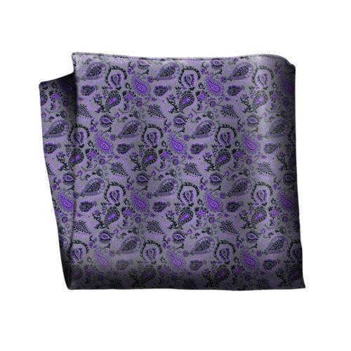 Sartorial silk pocket square 418009-05
