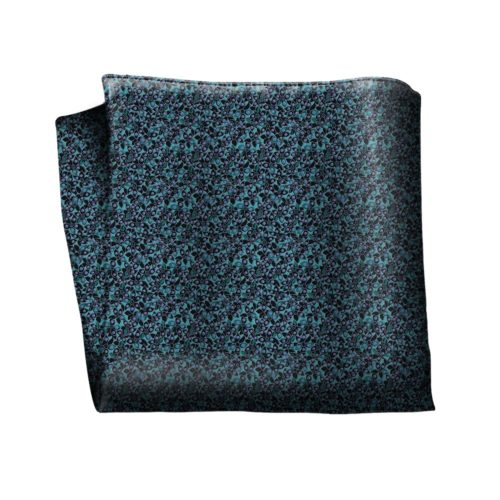 Sartorial silk pocket square 418012-04