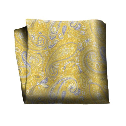 Sartorial silk pocket square 418064-05