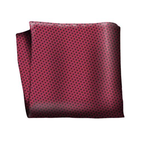 Sartorial silk pocket square 418123-01