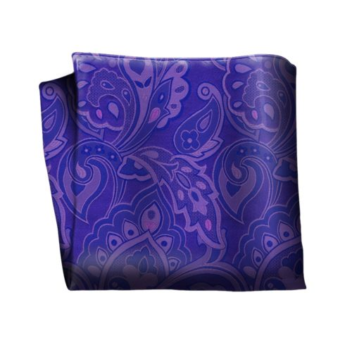 Sartorial silk pocket square 418542-03