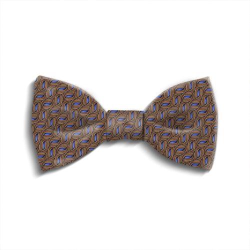 Sartorial silk bow tie 418007-04