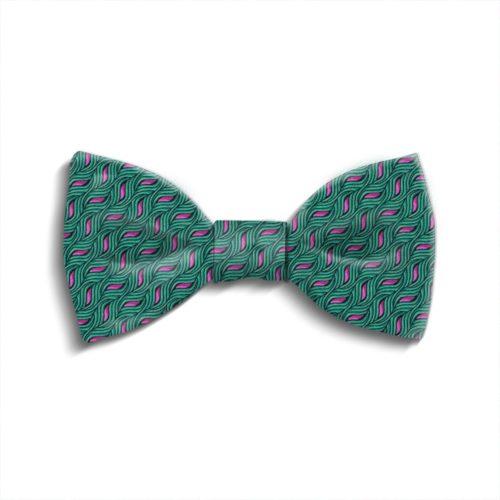 Sartorial silk bow tie 418007-05