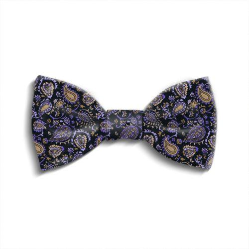 Sartorial silk bow tie 418008-04