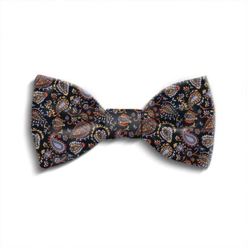 Sartorial silk bow tie 418008-05