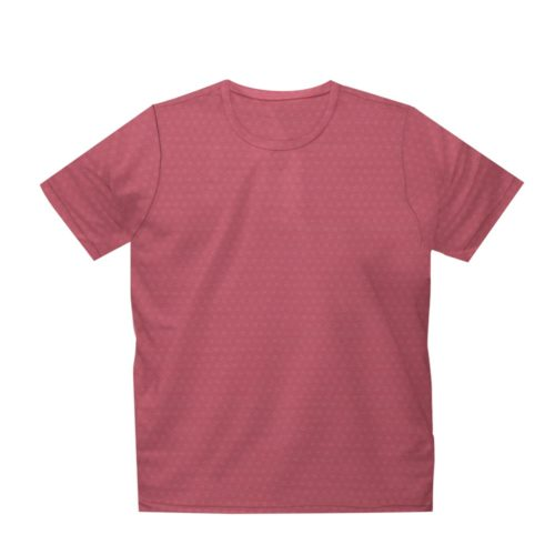 Short sleeve men's cotton t-shirt pink 418078-03
