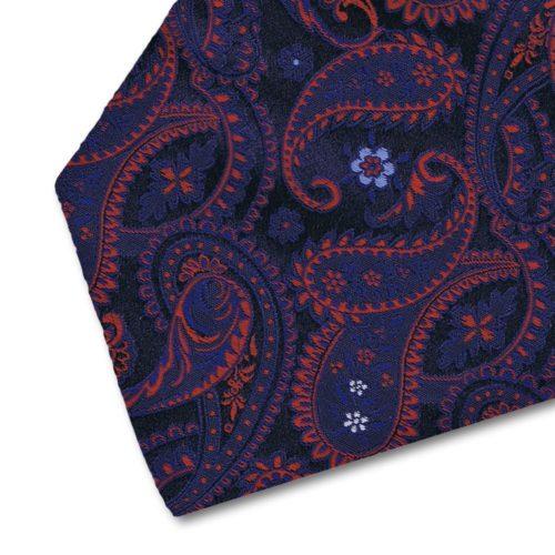 Sartorial silk tie 418606-01