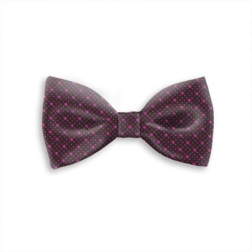 Sartorial silk bow tie 418630-02