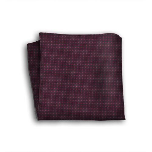 Sartorial silk pocket square 418630-02