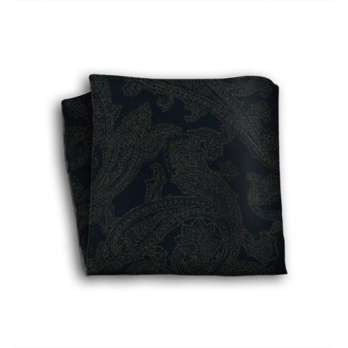 Sartorial silk pocket square 418641-03