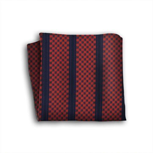 Sartorial silk pocket square 418652-01