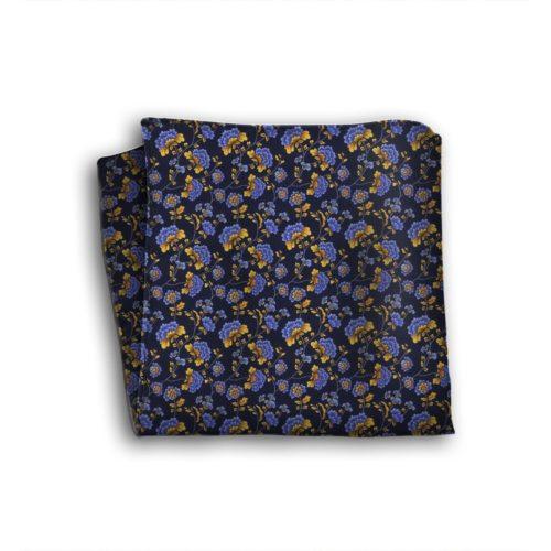 Sartorial silk pocket square 419059-03