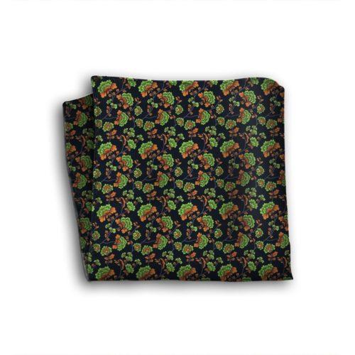 Sartorial silk pocket square 419059-04