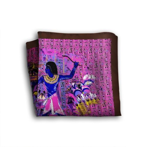 Sartorial silk pocket square 419030-06