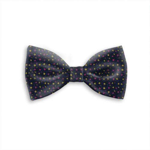 Sartorial silk bow tie 419044-03