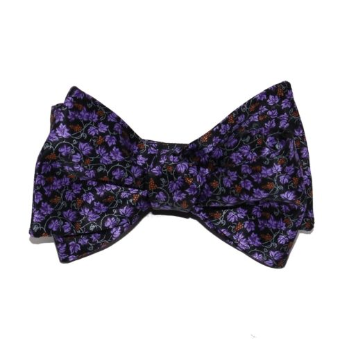 Tailored handmade bow-tie 419301-01