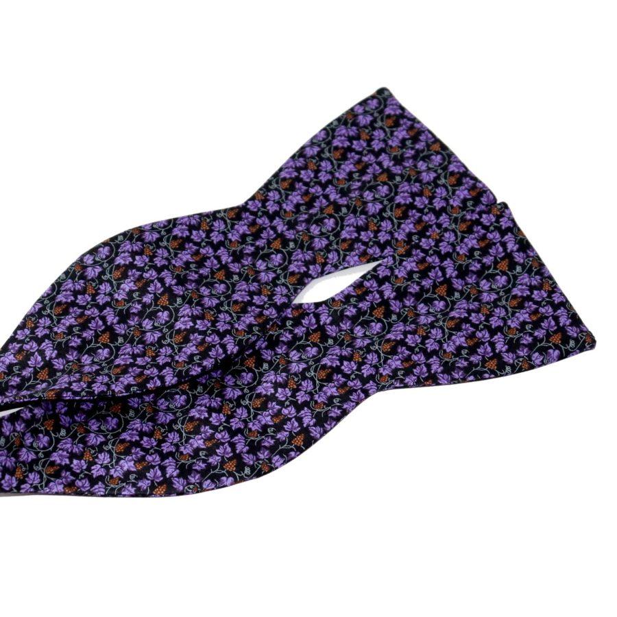 Tailored handmade bow-tie 419301-01