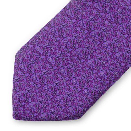 Sartorial silk necktie 419302-01