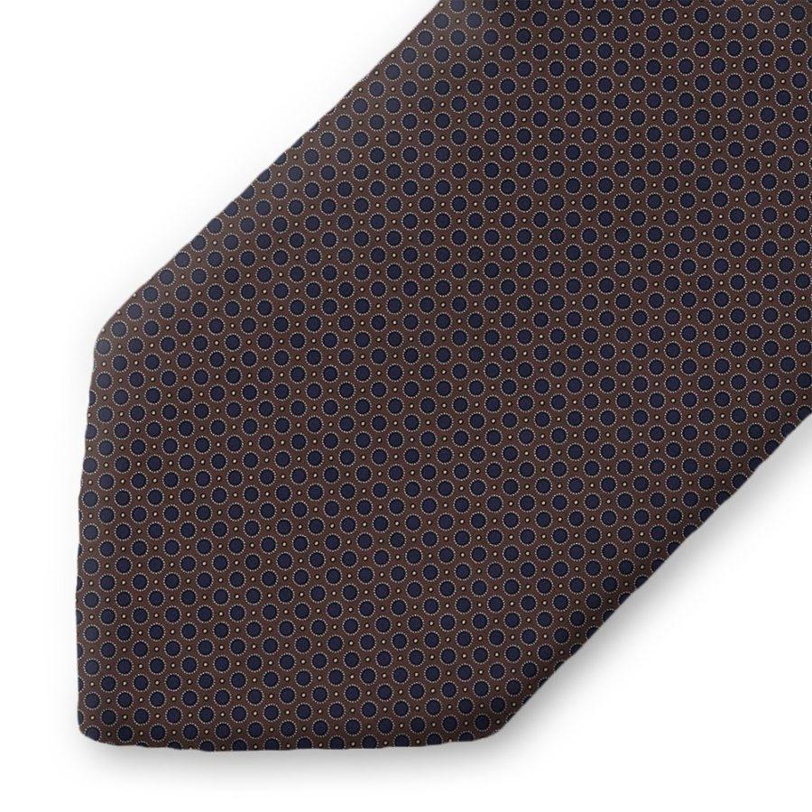 Sartorial silk necktie 419320-08