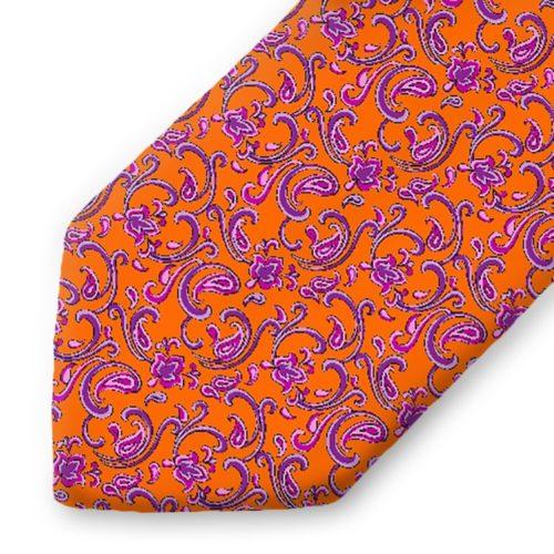 Sartorial silk necktie 419376-02