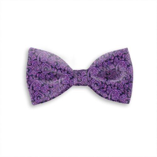 Tailored handmade bow-tie 419324-02