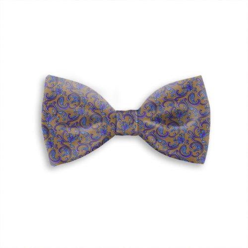 Tailored handmade bow-tie 419376-05