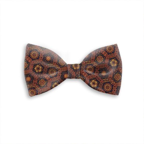 Tailored handmade bow-tie 419378-03