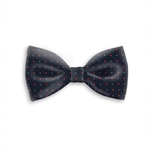 Tailored handmade bow-tie 419647-01