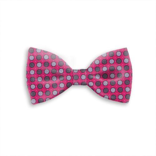 Tailored handmade bow-tie 419389-02