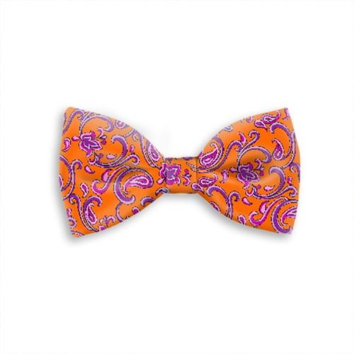 Tailored handmade bow-tie 419376-02