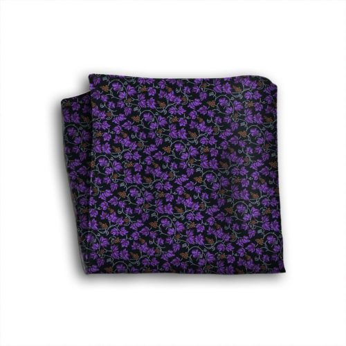 Sartorial silk pocket square 419301-01