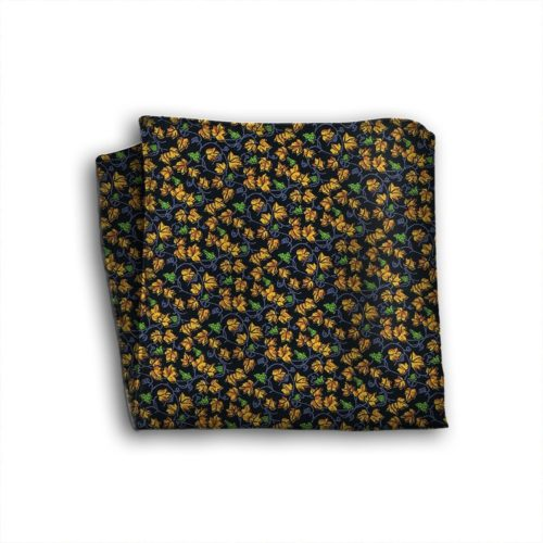Sartorial silk pocket square 419301-02