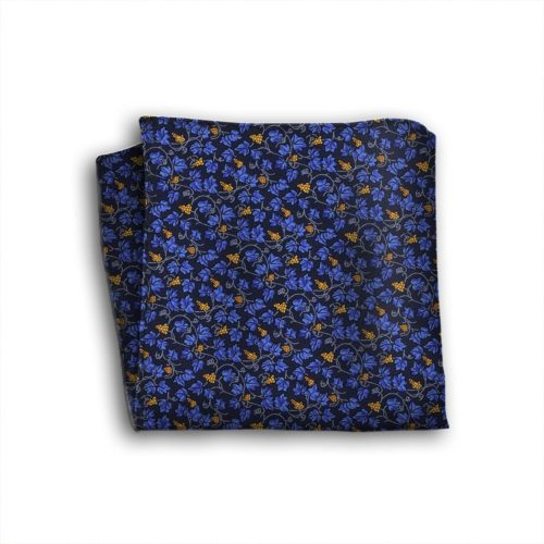 Sartorial silk pocket square 419301-04