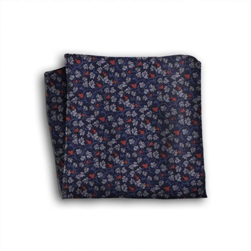 Sartorial silk pocket square 419301-05