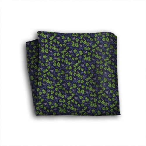 Sartorial silk pocket square 419301-06