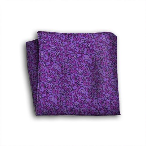 Sartorial silk pocket square 419302-01